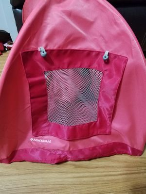 Camping tent American girl for Sale in Arlington Heights, IL