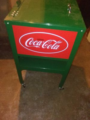 Coca Cola cooler for Sale in Henderson, KY