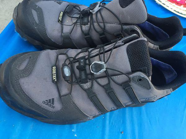 b1cfe12d58339 Adidas men s Terrex Swift R GTX BLACK GRANITE for Sale in Garden ...
