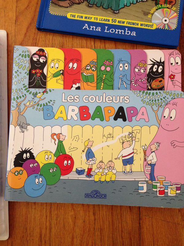 Kid French books