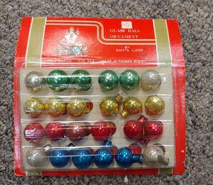 Antique Miniature Glass Ornaments for Sale in Glen Raven, NC
