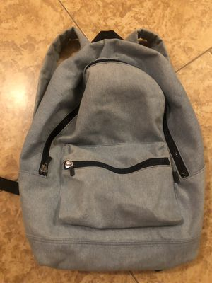 VS Pink denim backpack for Sale in Palmdale, CA