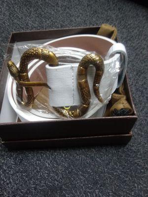 Gucci white snake for Sale in Phoenix, AZ