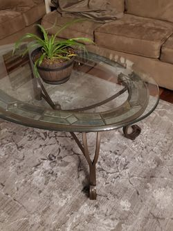 Glass Top Coffee Table for Sale in Hayward,  CA