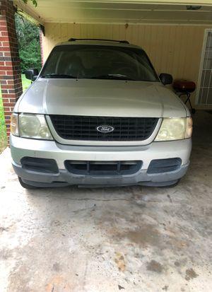 2002 Ford Explorer for Sale in Decatur, GA