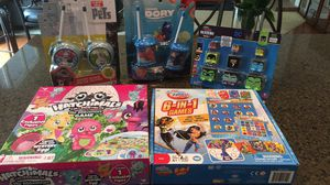 All brand new assortment of kids games/toys for Sale in Mundelein, IL
