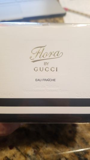 Gucci Flora Eau de toilette fragrance for Sale in Apopka, FL
