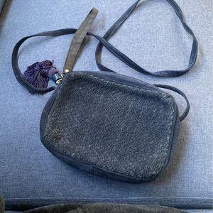 Sharif Blue Leather Purse for Sale in Phoenix, AZ