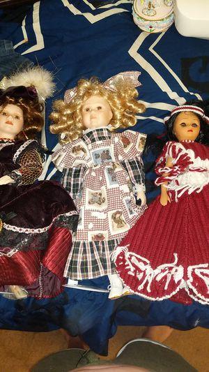 Porsalin dolls for Sale in Weirton, WV