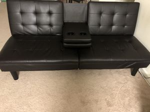 Convertible Futon bed sofa for Sale in St. Louis, MO