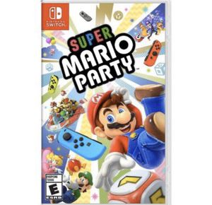 Super Mario Party - Nintendo Switch Lite Mint Condition for Sale in San Diego, CA