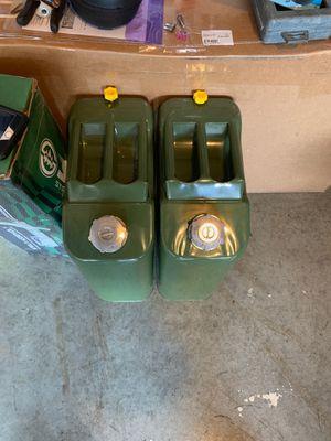 Portable Gas Tanks 5Gallon for Sale in Clackamas, OR