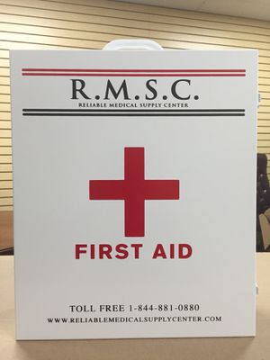 First Aid Metal Wall Kit for Sale in Los Angeles, CA