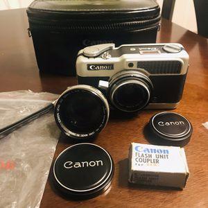 Canon Demi C Half Frame 35MM Camera for Sale in Pawtucket, RI