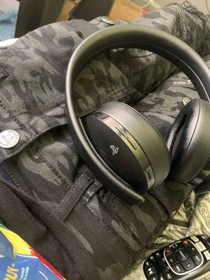 Ps4 Headset for Sale in Jonesboro, GA