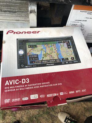 Pioneer AVIC-D3 Radio System for Sale in Phoenix, AZ