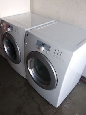 🎆❤Kenmore washer and gas dryer nice set❤🎆 for Sale in Houston, TX