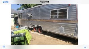 One of a kind travel trailer for sale 30ft for Sale in Los Angeles, CA