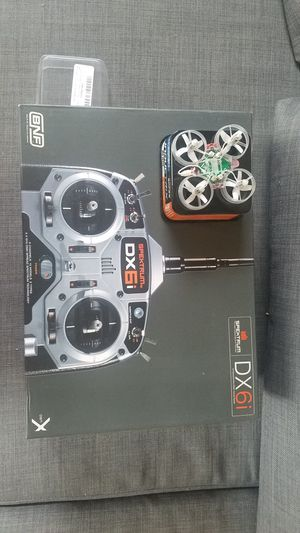 Dx6i drone receiver + micro drone for Sale in Chicago, IL