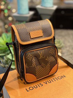 Louis Vuitton Virgil Abloh x Nigo Collection 2020-21 Nano Amazone Messenger ( Hard to find ) Limited Edition 2020 ( 💯 % Authentic ) BRANDNEW for Sale in Ontario, CA