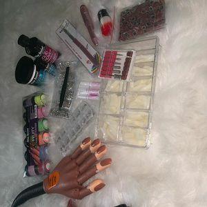 self taught nail tech for Sale in Baton Rouge, LA