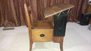 Antique school desk for Sale in Buhler, KS