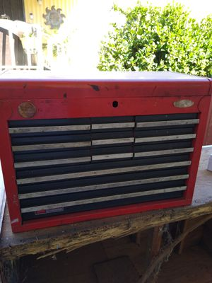 Craftsman tool box for Sale in Upland, CA