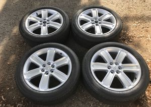 "20"" Cadillac XT5 GMC Arcadia wheels tires for Sale in Tampa, FL"