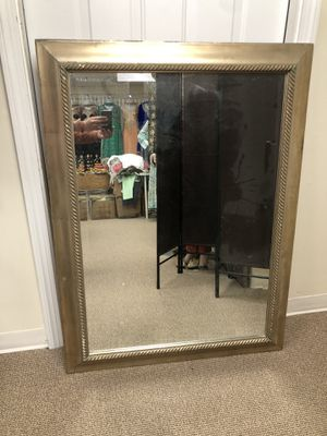 Mirror with frame for Sale in West Springfield, VA