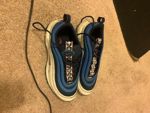 Air max 97's size 9 for Sale in Los Angeles, CA