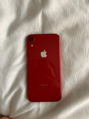 Red iPhone XR Sprint Network Great Condition for Sale in Lutz, FL