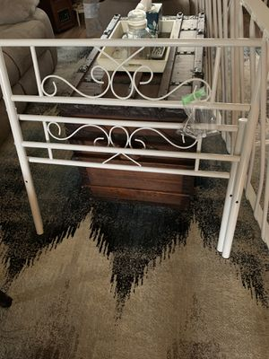 Twin platform bed frame for Sale in Wendell, NC