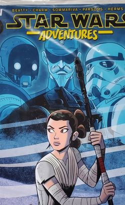 """""""STAR WARS ADVENTURES"""" COMIC BOOK for Sale in Seattle,  WA"""