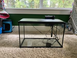 BRAND NEW 10 gallon LED aquarium set up for Sale in Portland, OR