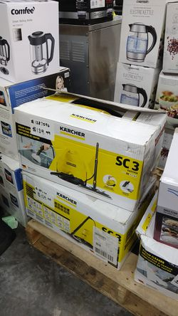 Karcher steam cleaner for Sale in Ontario,  CA