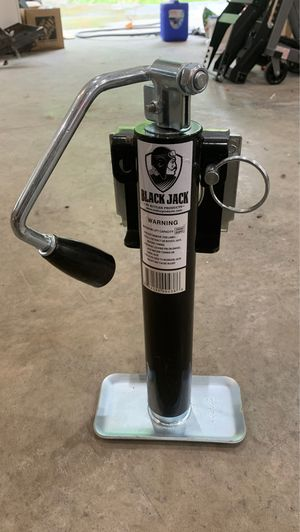 Pending Trailer tongue jack support for Sale in Auburn, WA
