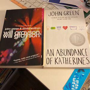 John Green Books for Sale in Chula Vista, CA