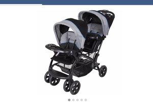 Baby Trend Sit & stand Double stroller for Sale in Philadelphia, PA