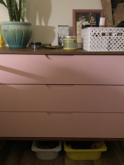 Modern Pink Dresser for Sale in Philadelphia,  PA