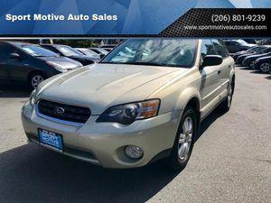2005 Subaru Legacy Wagon for Sale in Seattle, WA