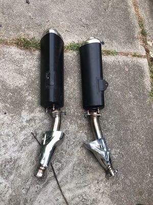 Motorcycle mufflers for Sale in Detroit, MI