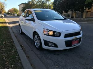 2012 Chevy Sonic 4dr Sdn LT 2LT for Sale in Chicago, IL
