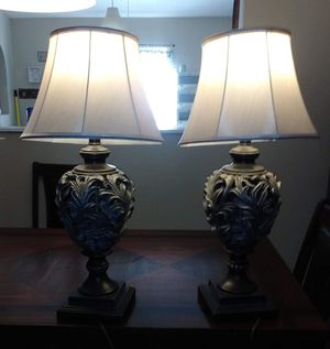 Lamps from Ashley Furniture for Sale in Citrus Springs, FL