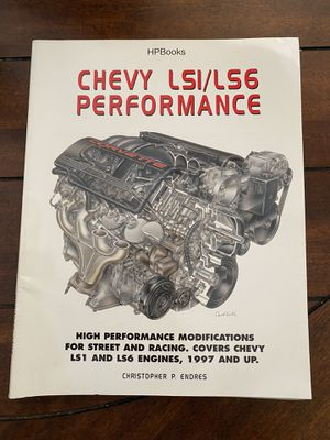 LS1/LS6 engine performance book for Sale in Wittmann, AZ