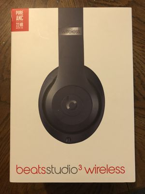 Beats Studio 3 Wireless for Sale in Cleveland, OH