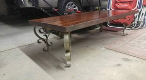 Custom made coffee table for Sale in Chesapeake, VA