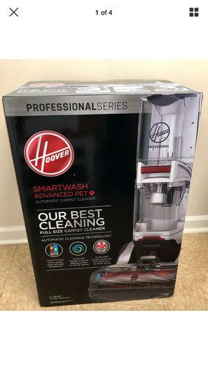 New Hoover carpet vacuum shampooer /dry for Sale in Sanger, CA