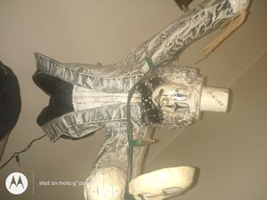 Vibtage Paper mache hang from the ceiling clown for Sale in Menifee, CA