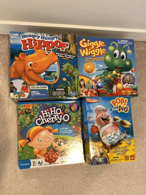 KIDS GAMES LOT for Sale in Bothell, WA