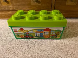 LEGO duplo 65 pcs set for Sale in La Jolla, CA